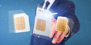 Selecting an International SIM Card