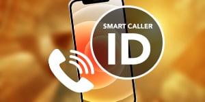 Smart Caller ID for superior communication