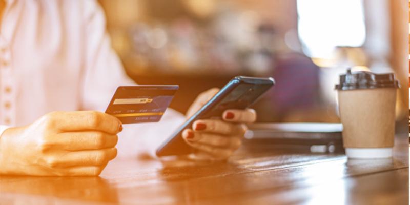 Internet banking while roaming